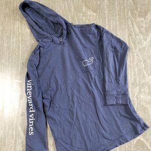Vineyard Vines lightweight hoodie